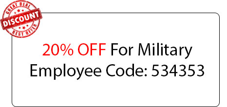 Military Employee 20% OFF - Locksmith at Eastchester, NY - Eastchester Locksmith